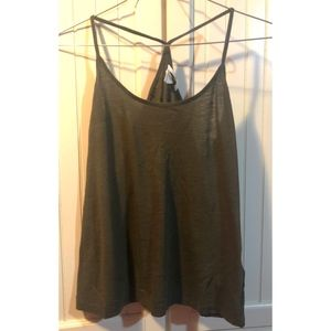 H&M Army color tank